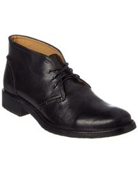 Frye - Men's Oliver Leather Chukka Boot - Lyst