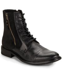 Kenneth Cole - Kenneth Cole Side-zippered Boot - Lyst