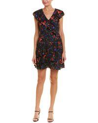 Parker - Ruffle A-line Dress - Lyst