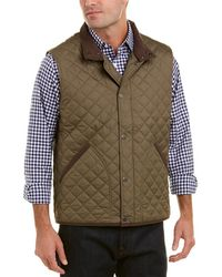Brooks Brothers - Quilted Walking Vest - Lyst