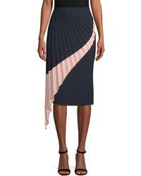 Georgia Hardinge - Dahlia Pleated Skirt - Lyst