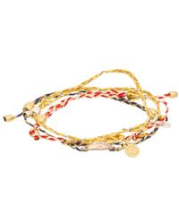 ALEX AND ANI - Valentine's Day Set Of 4 Bracelets - Lyst