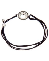 ALEX AND ANI - Kindred Cord Silver Bracelet - Lyst