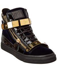0b8530aeee1f2 Lyst - Men s Giuseppe Zanotti High-top sneakers On Sale