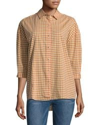 M.i.h Jeans - Poets Shirt - Lyst
