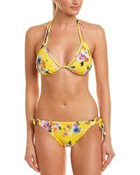 Nanette Lepore - Monaco Vixen 2pc Bikini Set - Lyst