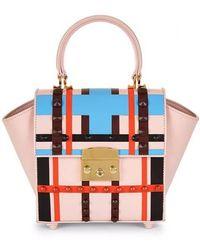 Mayra Fedane | Mini Mia Lego Studded Bag | Lyst