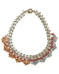 Tataborello - Summer Place Necklace 04 - Lyst