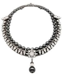 Ellen Conde - Blanche Classic Necklace - Lyst
