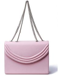 Lauren Cecchi New York - Mezzo Blush Medium Cross Body Bag - Lyst