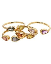 Madstone - Open Sapphire Rings - Lyst