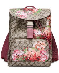 019ff61be Women's Gucci Backpacks - Lyst
