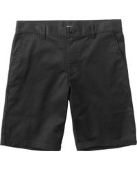 RVCA - Week-end Stretch Shorts - Lyst