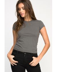 RVCA - Label Baby T-shirt - Lyst
