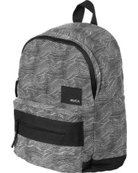 RVCA - Tides Printed Backpack - Lyst