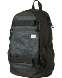 RVCA - Push Skate Delux Backpack - Lyst