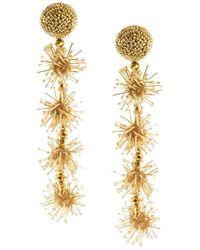 Sachin & Babi - Pre Order Sparklers Earrings | Gold - Lyst