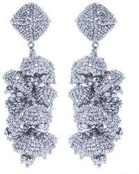Sachin & Babi - Grapes Earrings | Silver - Lyst