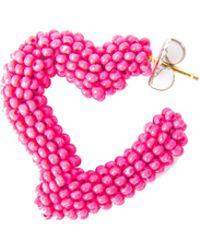 Sachin & Babi - Mini Heart - Fuchsia - Lyst