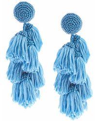 Sachin & Babi - Chacha Earrings | French Blue - Lyst