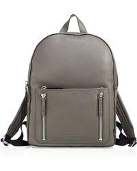 Uri Minkoff - Bondi Saffiano Leather Backpack - Lyst