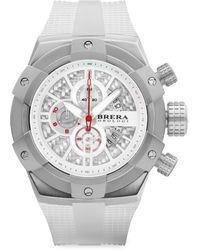 Brera Orologi - Supersportivo Quartz Strap Watch - Lyst