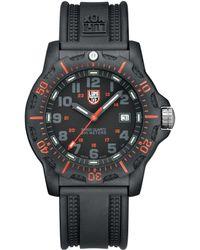 Luminox Black Ops Pc Carbon Watch - Multicolour