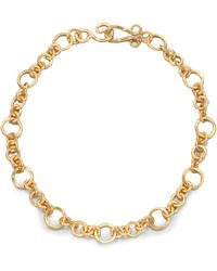 Stephanie Kantis - Coronation Small Chain Necklace/18 - Lyst