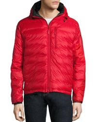 Canada Goose | Lodge Hooded Jacket | Lyst