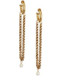 Elizabeth and James - Knox Earrings - Lyst