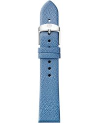 Michele Watches - Saffiano Leather Watch Strap/16mm - Lyst