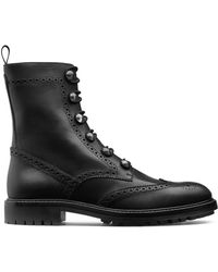 Dior - Unit Low Boot - Lyst