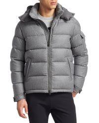 Moncler - Montgenevre Hooded Jacket - Lyst