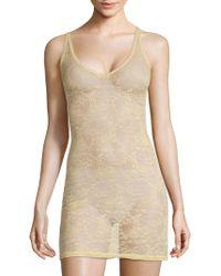 Cosabella - Trenta Lace Slip Dress - Lyst