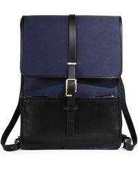 Miansai - Canvas Backpack - Lyst