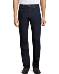 Luciano Barbera - Slim-fit Straight Jeans - Lyst