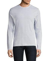 Patrick Assaraf - Anya Merino Wool Blend Sweater - Lyst