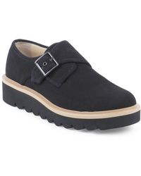 Stella McCartney - Monk-strapped Cotton Shoes - Lyst