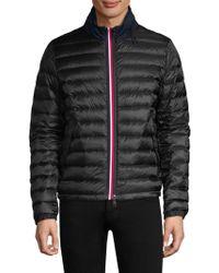 Moncler - Arroux Hidden Hood Quilted Jacket - Lyst