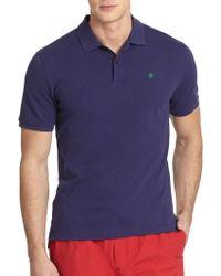 Victorinox - Pique Cotton Polo Shirt - Lyst
