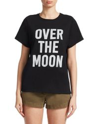 Cinq À Sept - Over The Moon Tee - Lyst
