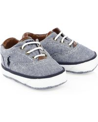 Ralph Lauren - Baby's Vaughn Ii Low Lace-up Athletic Shoes - Lyst