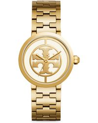 Tory Burch - Reva Stainless Steel Strap Watch - Lyst