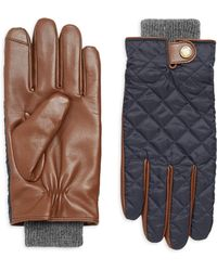 Polo Ralph Lauren - Quilted Field Gloves - Lyst
