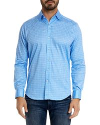 Robert Graham - Plaid Button-down Shirt - Lyst
