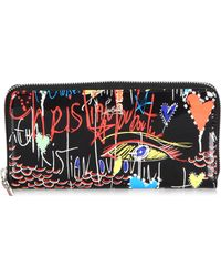 Christian Louboutin | Panettone Printed Wallet | Lyst