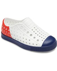 Native Shoes - Kid's Jefferson Colorblock Slip-on Trainers - Lyst