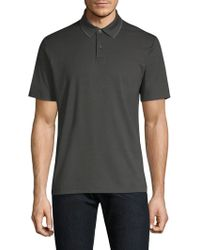 Theory - Casual Cotton Polo - Lyst