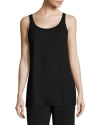 Eileen Fisher - System Jersey Tunic - Lyst