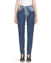 Maison Margiela | High-rise Jeans | Lyst